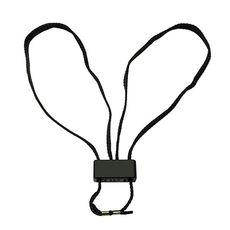 Текстильные одноразовые наручники ESP HT-01-B, фото 1