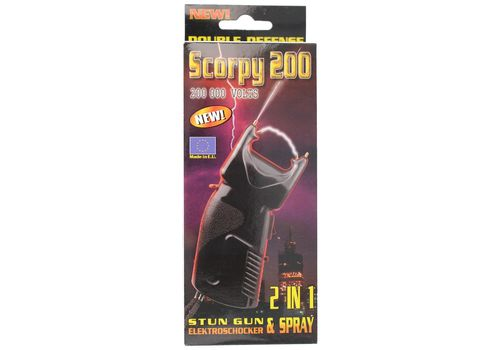 Электрический парализатор ESP Scorpy 200, фото 8
