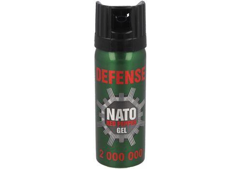Газовый баллончик Nato Green Gel (50 мл), фото 2