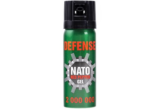 Газовый баллончик Nato Green Gel (50 мл), фото 1