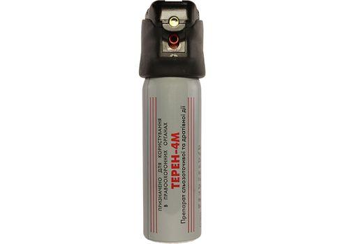 Газовый баллончик Терен-4М с LED фонариком, фото 1