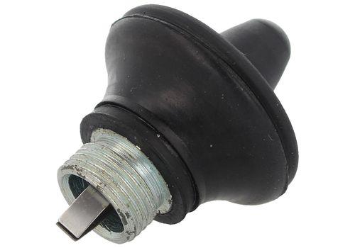Резиновый наконечник со скрытым шипом BE-04, фото 3