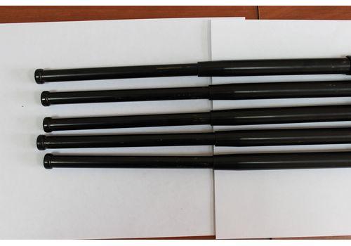 Телескопическая дубинка 49.5 см (черная) УЦЕНКА, фото 3