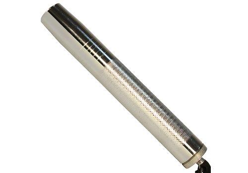 Телескопическая дубинка 64 см (серебристая), фото 2